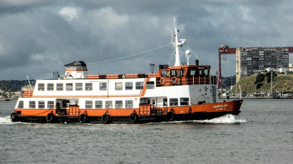 Barca Lisboa-Cacilhas