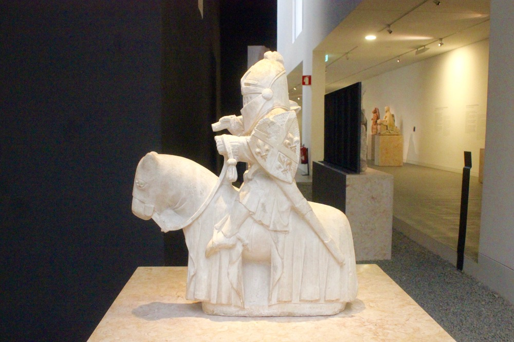 Cavaleiro Medieval Século XIV