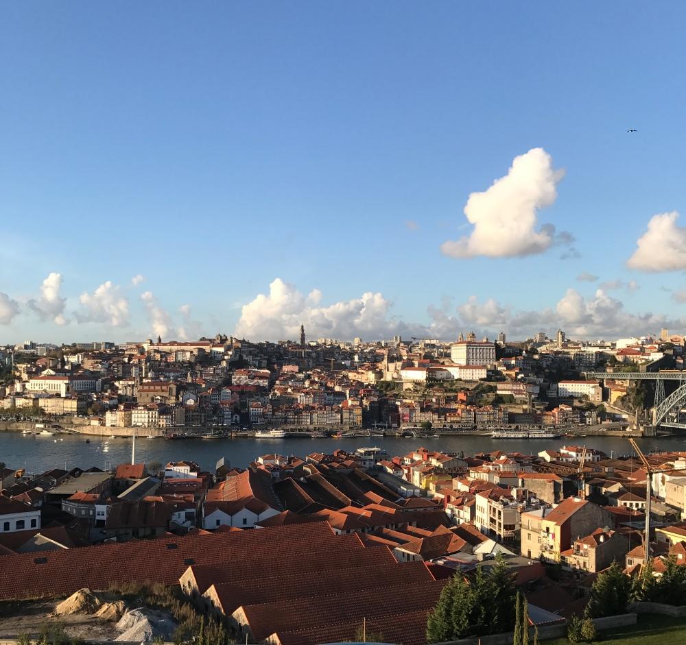 Vila Nova de Gaia Vista para o Porto