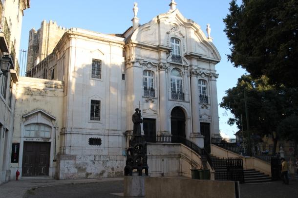 Igreja de Santo Antonio Lisboa