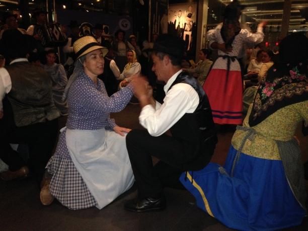 dança algarvia