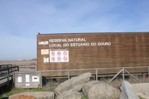 Reserva Natural do Estuário do Douro