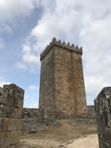 Torre do Castelo de Melgaço
